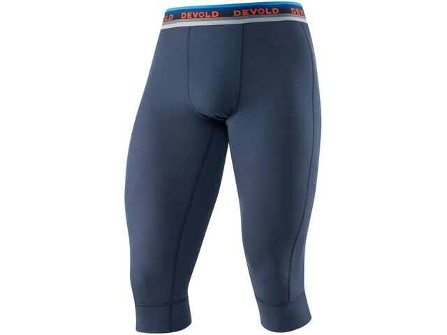 Devold Hiking Long Johns - Ropa interior Hombre - azul